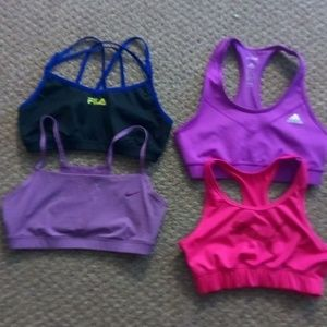 Sports bra bundle